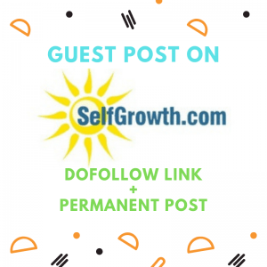 guest post on SelfGrowth.com